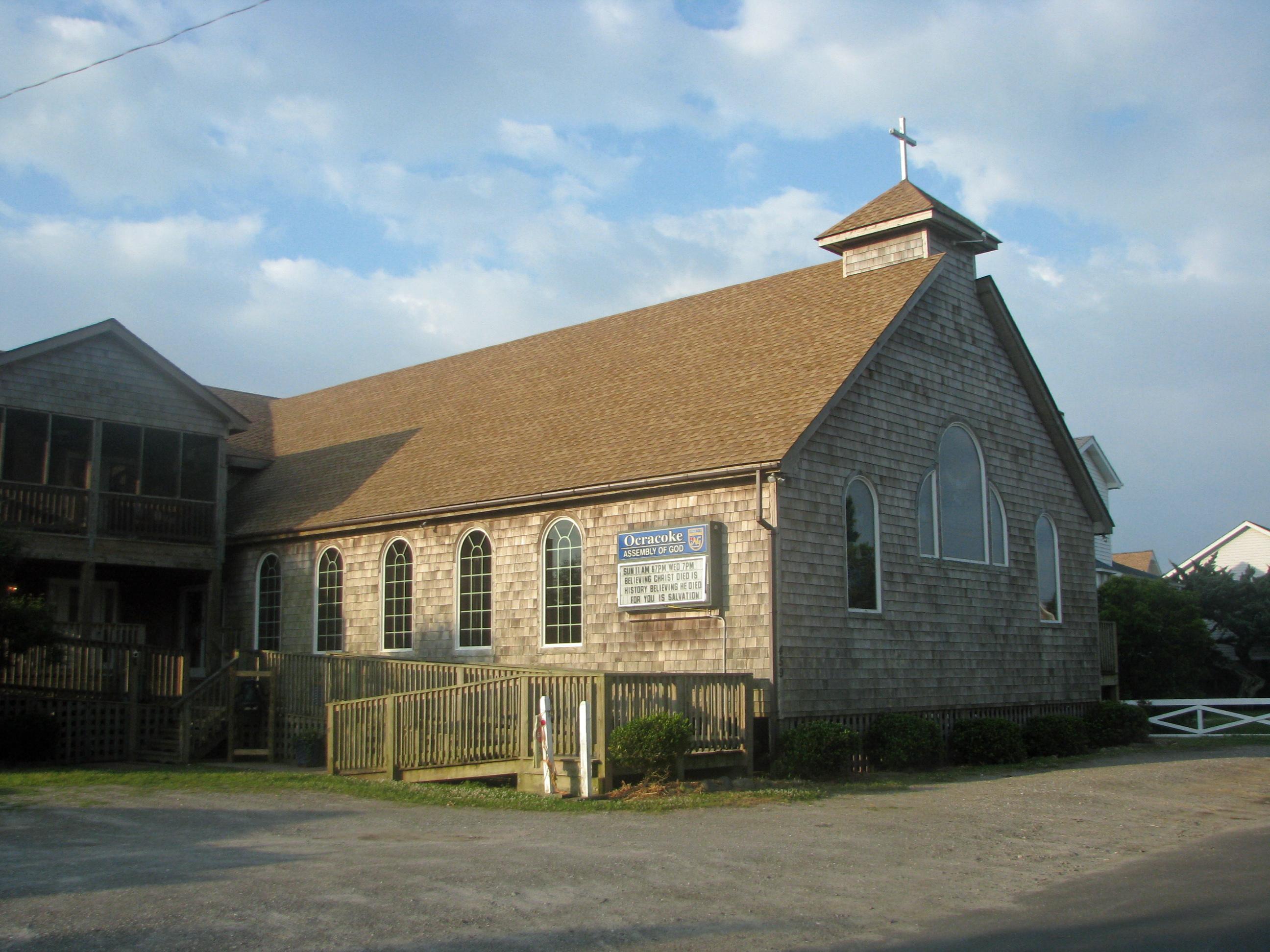 Ocracoke Assembly of God IMG_3463 - Ocracoke Observer